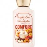 Bath & Body Works Pumpkin Latte & Marshmallow Comfort Body Lotion 236 ml. โลชั่นบำรุงผิวสุดพิเศษ กลิ่นหอมเหมือนขนมมาสเมโล่ ออกครีมนมวนิลลา หอมน่ากินมากคะ