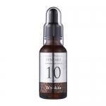 It's Skin Power 10 Formula SYN-AKE เซรั่มสูตรใหม่ Syn-AKE เป็น สาร Active ตัวใหม่ที่สกัดจากพิษงู ใช้ในวงการเครื่องสำอางค์ เพื่อต่อต้านริ้วรอย Anti-Aging อย่างรวดเร็ว เปรียบเสมือน Botox
