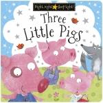 นิทานก่อนนอนสุดคลาสิค ลูกหมู 3 ตัว / Night Night : Three Little Pigs