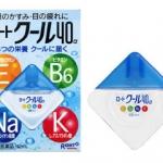 ยาหยอดตาญี่ปุ่น Rohto Cool 40 Alpha Eye Drops ความเย็นระดับ 5 สูตรเย็นสดชื่น น้ำตาเทียมสำหรับผู้สายตาปกติที่ใช้สายตาหนัก จ้องจอคอมพิวเตอร์หรือหน้าจอมือถือเป็นเวลานานๆ ฟื้นฟูดวงตาจากอาการเมื่อยล้า บำรุงดวงตาให้สดชื่น สุขภาพดี สะอาด ลดอาการปวดตา