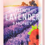 Bath & Body Works French Lavender & Honey Shower Gel 295 ml. เจลอาบน้ำ กลิ่นหอมติดทนนาน กลิ่นหอมของดอกลาเวนเดอร์ฝรั่งเศส ผสมกับดอกลิลลี่และ musk หอมนุ่มนวลน่าหลงไหล