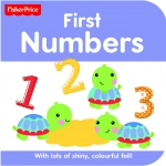 Fisher Price Rainforest Friends : First Numbers