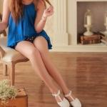 รองเท้าแตะผู้หญิงสีขาว แบบรัดส้น สไตล์โรมัน ส้นแบน สูง1cm แฟชั่นยุโรป