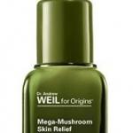ลด 35% ORIGINS Dr.Andrew Weil For Origins Mega-Mushroom Skin Relief Eye Serum 15 ml. เซรั่มดูแลผิวรอบดวงตา Mega-Mushroom Skin Relief Eye Serum เนื้อบางเบาสูตรพิเศษ ช่วยลดเลือนรอยหมองคล้ำและริ้วรอยแห่งความอ่อนล้ารอบดวงตา
