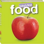Baby's First Padded Board Books : Foods