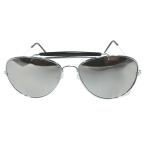 แว่นกันแดด แฟชั่น SILVER&MIRROR