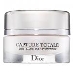ลด 50% Christian Dior Capture Totale Multi-Perfection Eye Treatment 15ml. (No Box) ทรีทเมนท์ดูแลผิวรอบดวงตา ช่วยฟื้นฟูความเรียบเนียน ปรับปรุงโครงสร้าง และทำให้ผิวบอบบางรอบดวงตาเปล่งปลั่งขึ้น เสริมคุณค่าด้วยส่วนผสมพิเศษใหม่ Aminolumine ที่ปล่อยแสงล้ำลึกภาย