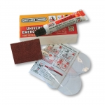 Ortlieb Repair kit PU and PVC incl. glue