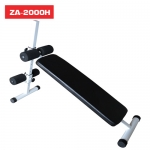 ZA-2000H ซิทอับตรง ขนาดใหญ่ ปรับความสูงได้