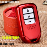 ABS Case สำหรับ ALL NEW CITY,ACCORD,CR-V 2017 สีแดง