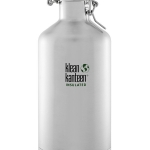 Vacuum Insulated Growler 64 oz สี Brushed Stainless