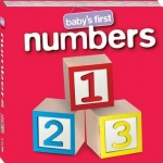 Baby's First Padded Board Books : Numbers