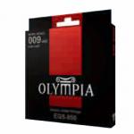 สายกีต้าร์ไฟฟ้าชุด 010-046 ยี่ห้อ Olympia EGS500
