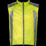 WOWOW Dark Jacket 1.0 Reflective jacket with zipper เสื้อสะท้อนแสง