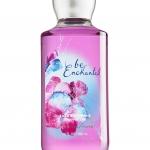 Bath&Body Works Be Enchanted Shower Gel 295 ml. เจลอาบน้ำกลิ่นหอมหวานของมวลดอกไม้นานาพรรณ ให้ความรู้สึกหอมหวาน กลิ่นนี้หอมน่ารักมากๆคะ