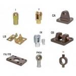 Standard cylinder accessories