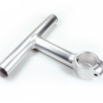 Thorn T Shaped 105 mm Extension - 22.2 mm - 6 Deg - Silver Anodized