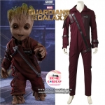 Super Premium Set: ชุดกรู๊ท Groot - Guardians Of The Galaxy