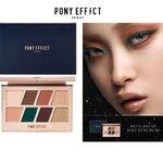Pony Effect Master Eye Palette 8colors - Matte พาเลทอายเชโดว์ 8 สี เนื้อแมท ที่มีสีที่ครอบคลุมในการแต่งหน้าหลายๆลุค ทำให้สนุกสนานกับการแต่งหน้ามากยิ่งขึ้น พาเลทเดียวจบครบ สีสันสวยงาม ติดทนนาน ในรูปแบบของแมทสำหรับคนที่ไม่ชอบความแวววาวต้องหลงรัก