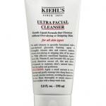 Kiehl's Ultra Facial Cleanser 150.ml. โฟมทำความสะอาดผิวหน้าอย่างอ่อนโยนเป็นพิเศษ สำหรับทุกสภาพผิว ล้างเครื่องสำอางออกได้อย่างหมดจด โดยไม่ทำให้ผิวแห้งตึงและไม่ทำลายน้ำมันตามธรรมชาติของผิว สูตรเฉพาะมีส่วนผสมของ glycoside foaming agent