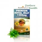 HealthWay Royal Jelly 1200 mg. เฮลท์เวย์ โรยัล เจลลี่ บรรจุ 365 แคปซูล Made in Australia ราคา 2,275 บาท ส่งฟรี EMS [ไม่ต้องโอนค่าส่ง]