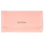 LanJinJue กระเป๋าสตางค์ ผู้หญิง ใบยาว Pink