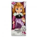 Animators' Collection Aurora Doll ตุ๊กตาเจ้าหญิงดิสนีย์ ตุ๊กตาแอนิเมเตอร์ เจ้าหญิงออโรร่า จากการ์ตูนเรื่องเจ้าหญิงนิทรา Sleeping Beauty (รุ่น 3 มีตุ๊กตาที่ข้อมือ) ขนาดความสูง 16 นิ้ว สินค้านำเข้า Disney USA แท้ 100% ค่ะ