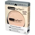 Physicians Formula CoverToxTen50 Wrinkle Therapy Face Powder Translucent Light แป้งฝุ่นอัดแข็งสูตรช่วยลดและพรางริ้วรอยบนใบหน้า