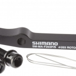 Shimano Disc Brake Adapter SM-MA-F203P/S 203mm Front IS/PM