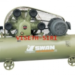 **ปั๊มลมสวอน SWAN รุ่น SWP-415-300/380 (15 แรงม้า)