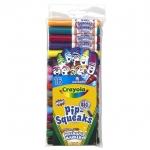 Crayola Pip-Squeaks Markers สีเมจิกแท่งเล็ก ล้างออกได้ 16 แท่ง