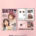 16 Brand Eye Magazine Eyeshadow รุ่นใหม่ล่าสุด ขายดีมากในเกาหลี!! แต่งตาง่าย บรรจุในกล่องรูปแบบหนังสือ ใช้งานง่าย แค่ปาด 2 ที ไม่ต้องเสียเวลาเบลนด์ สีสวยสไตล์เกาหลี พกพาง่าย ใช้ได้กับทุกวัน แค่แตะแล้วปาดด ออกจากบ้านได้เลย