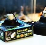 โคมไฟสำหรับสัตว์เลื้อยคลาน Exo Terra - Porcelain Clamp Reflector