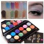 SLEEK i-Divine #600 The Primer Palette พาเลทอายแชโดว์ไพรเมอร์ เปลี่ยนสีเปลือกตาของคุณให้เป็นโทนสีใหม่ๆ ด้วย 12 สีนี้ อายแช โดว์แบบครีม ด้วยสีสันหลากหลายให้เลือก eye primers 12 สีที่ออกแบบให้ใช้ได้กับ sleek eyeshadow ทุก palette