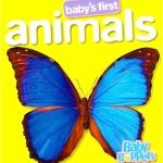 หนังสือภาพสัตว์ / Baby Boppers : baby's first animals (Hinkler)