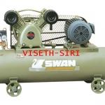 **ปั๊มลมสวอน SWAN รุ่น SVP-203-155/380 (3 แรงม้า)