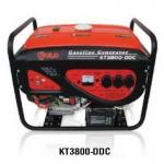 **เครื่องกำเนิดไฟฟ้า เครื่องปั่นไฟฟ้า polo 2.8 กิโลวัตต์ รุ่น KT-3800DC สตาร์ทมือ