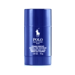 Polo Blue Vitamin Enriched Alcohol-Free Deodorant 75g. สติ๊กระงับกลิ่นกายจากน้ำหอมด้วยความหอมกลิ่น Polo Blue ปราศจากแอลกอฮอล์ กลิ่นหอมสดชื่น กลิ่นที่ได้รับความนิยมมากที่สุด ด้วยกลิ่นหอมแนวสดชื่นเย้ายวนใจ บ่งบอกถึงความมีอิสระ ท้องฟ้าอันกว้างไกล