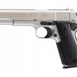 Colt 1911A1 Nickel