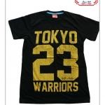Tokyo 23 Worrior-Black