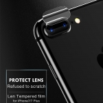 iPhone 7 Plus - ฟิล์มกระจกติดเลนส์กล้อง ( 1 ชุด = 2 ชิ้น )
