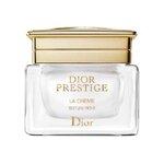 ราคาถูกสุดลด 50% Christian Dior Prestige La Crème Texture Riche 50ml. (No Box) ที่สุดแห่งครีมบำรุง ลดเลือนไร้ริ้วรอยชั้นสูง สูตรเนื้อสัมผัสที่เข้มข้น มอบความรู้สึกผ่อนคลายสบายผิว ปรับสภาพผิวให้ กระจ่างใส เมื่อได้รับการบำรุงอย่างเร่งรัด ส่งผลให้ผิวดูอ่อนกว