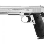 Colt 1911A1 Chrome