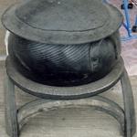 ถังขยะยางรถยนต์ (ถังขยะยางรถยนต์ จำกัดพื้นที่ในการส่ง)