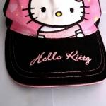 หมวกแก๊ปเด็ก Hello Kitty ขนาดรอบศีรษะ 24 นิ้ว