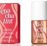 Benefit Cha Cha Tint ไซส์จริง 12.5 ml. ทิ้นทาได้ทั้งปากและแก้ม (สีพีช) ทาแล้วดูสุขภาพดี เป็นธรรมชาติ สำหรับผู้ที่ต้องการให้ผิวดูสวยมีสีส้มระเรื่อ เป็นธรรมชาติ ด้วย tint ตัวใหม่ ล่าสุดจาก benefit ให้ลุคสวยน่ารักสดใส
