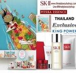 SK-II Pitera Essence Starter Kit Thailand Exclusive เซ็ทเริ่มต้นประสบการณ์ผิวกระจ่างใสด้วย PITERA เมื่อใช้ร่วมกันคุณจะรู้สึกได้ถึงผิวที่ดูกระชับ เรียบเนียน และกระจ่างใสยิ่งขึ้น ปลุกสัญญาณแห่งผิวอ่อนเยาว์ พร้อมต่อต้านริ้วรอยแห่งวัยที่มองเห็นได้ชัด