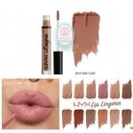 NYX Lip Lingerie Liquid Lipstick # 08 Bedtime Flirt ลิปสีนู้ดจาก NYX คอเลคชั่นใหม่ ที่รีวิวแน่น หายากมากๆในเมืองไทย เนื้อครีมเป็นแบบมูสเข้มข้น ที่เห็นแล้วสวยทุกสี ทาลื่น ติดทน กลบปากมิด