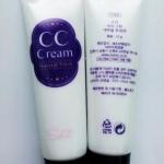 ขนาดทดลอง Sola CC Cream Natural Fresh 10g. ซีซีครีมเนื้อธรรมชาติ ใช้ได้ทุกสีผิว นวัตกรรมสุดยอดของการปกปิด ช่วยลดเลือนความไม่สม่ำเสมอของสีผิว ให้ผิวกระจ่างใสไปพร้อมๆกับคุณสมบัติยับยั้งริ้วรอย และวิตามินซีที่ช่วยให้ผิวขาว