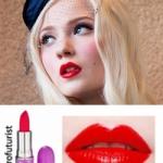 LIME CRIME Opaque Lipstick# Retrofuturist 3.5g.(ขนาดปกติ) สีแดงสดใส สีแซ่บๆ อย่างนี้ต้องมีติดกระเป๋านะค่ะ ลิปสติกเก๋ๆสุดฮิต สีจัด ชัดเจน บอกลาความจืดจางด้วยโทนสีที่แปลกแหวกแนวไม่ซ้ำใคร เนื้อสัมผัสเบาสบาย จุดเด่นที่เม็ดสีที่ชัดเจนเข้มข้น